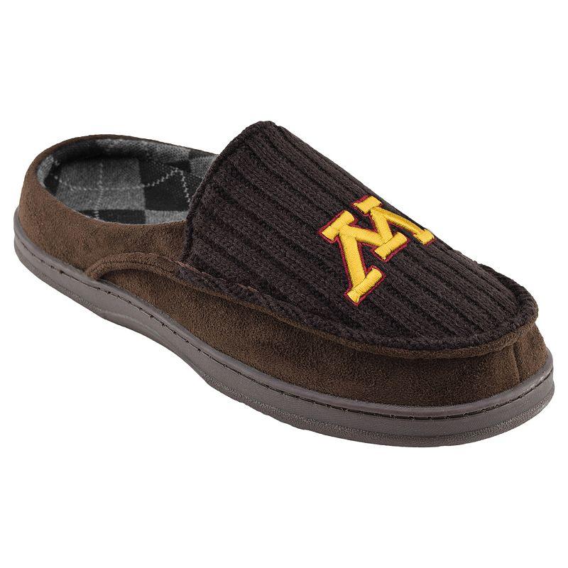 Minnesota Golden Gophers Men's Slippers