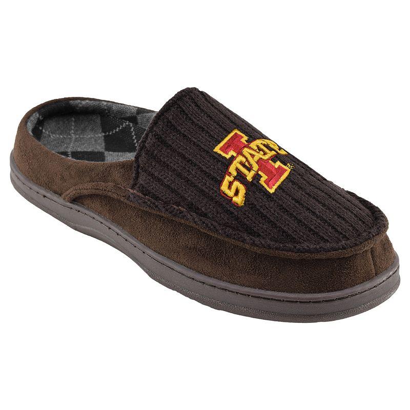 Iowa State Cyclones Men's Slippers