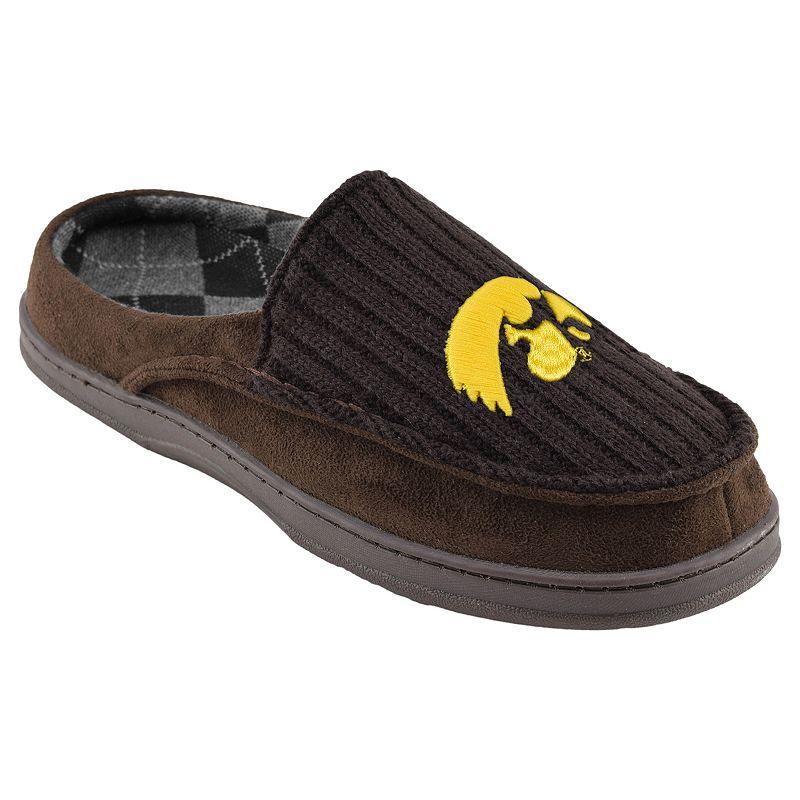 Iowa Hawkeyes Men's Slippers