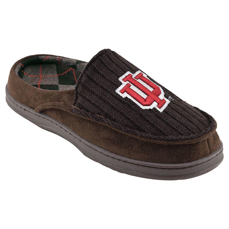 Indiana Hoosiers Men's Slippers