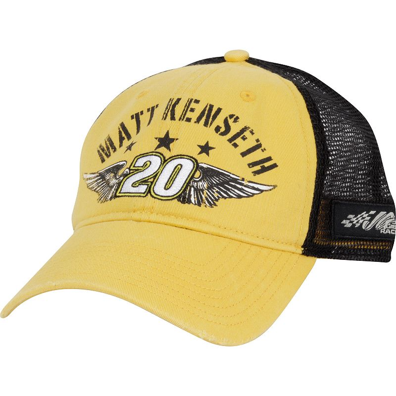 Adult Matt Kenseth Star Wings Cap