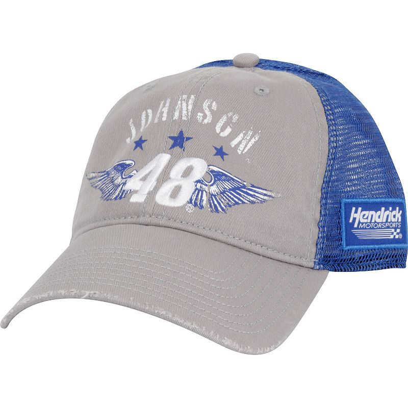 Adult Jimmie Johnson Star Wings Cap