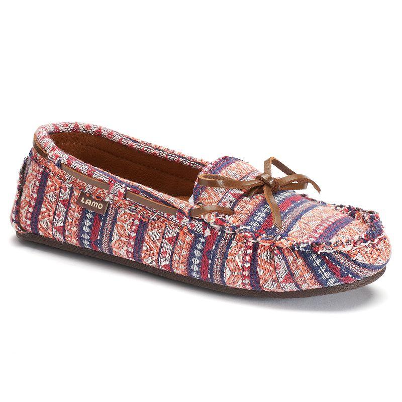 LAMO Women's Sabrina Moccasin Slippers
