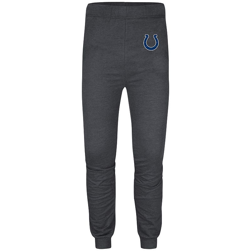 Men's Majestic Indianapolis Colts High Step Jogger Pants