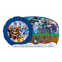 Skylanders Night Glow Alarm Clock