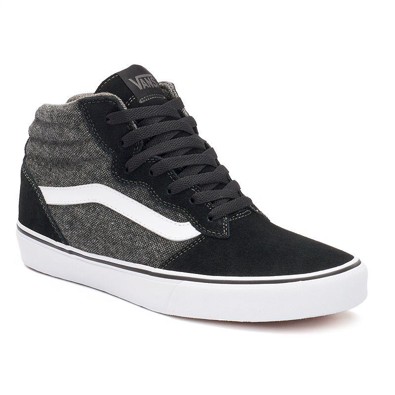 Vans Milton Men's High-Top Skate Shoes