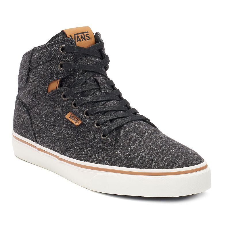 Vans Winston Men's High-Top Skate Shoes