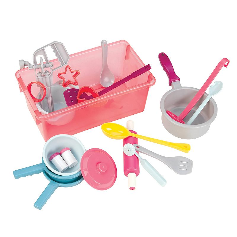 Battat 21-pc. Cookware Playset