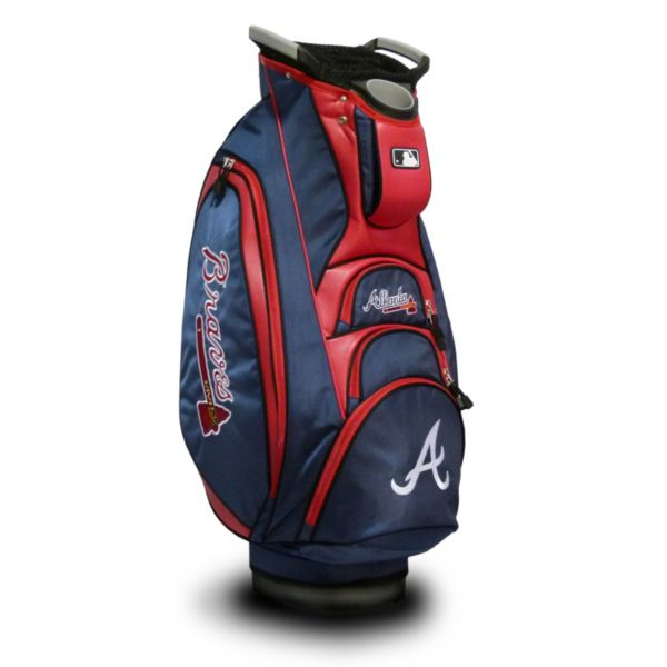 Team Golf Atlanta Braves Victory Cart Bag