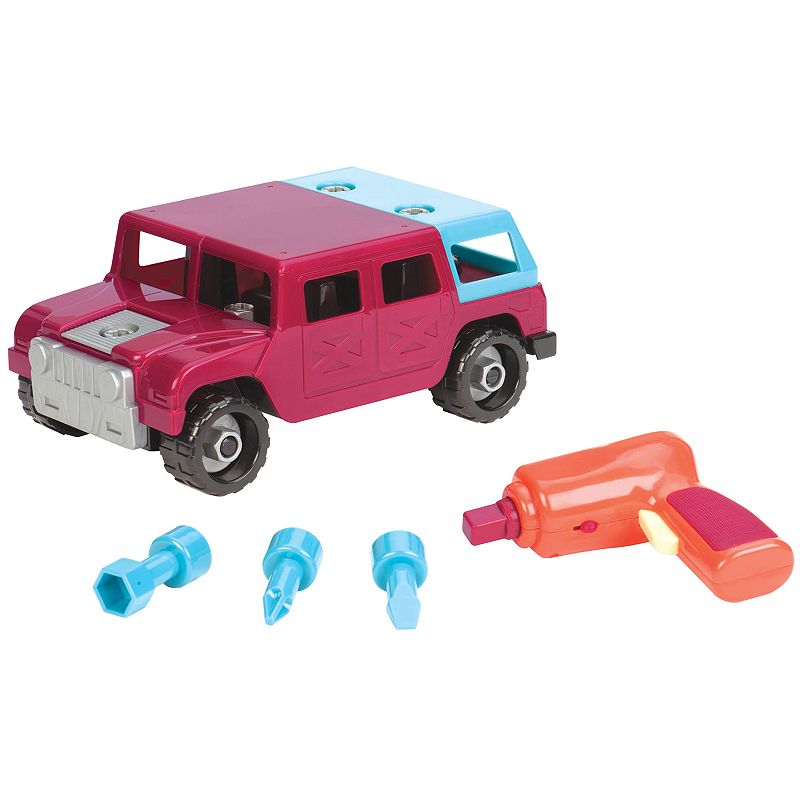 Battat Take-Apart Truck Kit