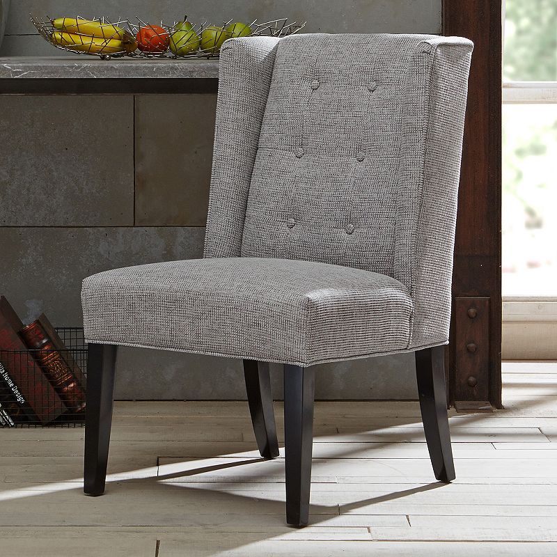 Madison Park 2-piece Zoe Dining Chair Set