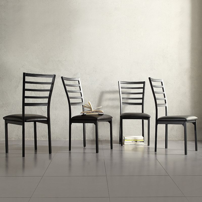 HomeVance 4-piece Stinson Dining Chair Set