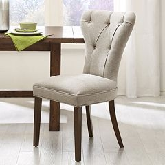 Madison Park 2-piece Jocelyn Dining Chair Set by