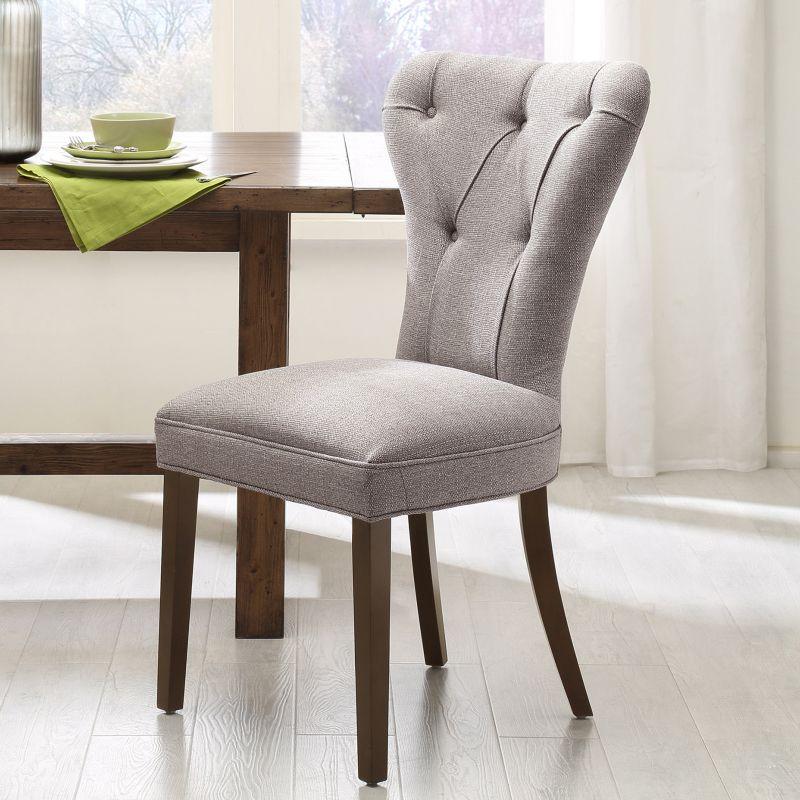 Madison Park 2 piece Jocelyn Dining Chair Set
