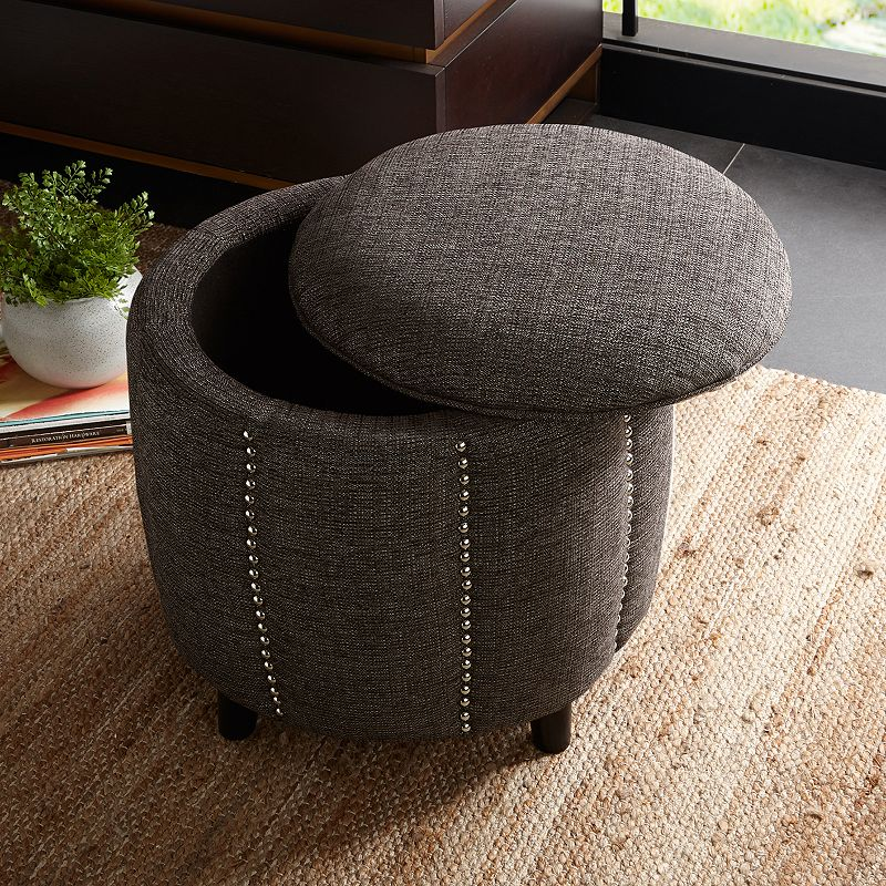 Madison Park Easton Ottoman