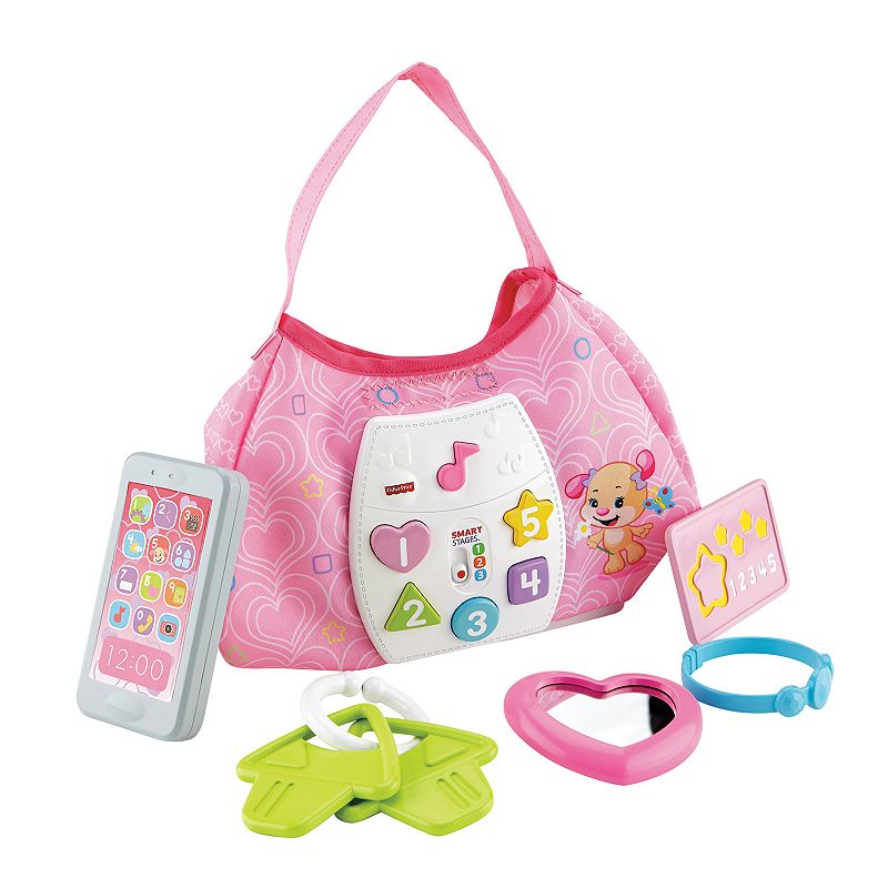 Fisher-Price Laugh & Learn Smart Stages Purse