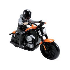 Maisto Harley-Davidson Remote Control XL 1200N Nightstar Motorcycle with Rider by