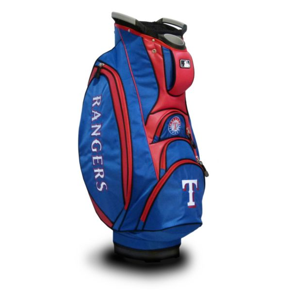 Team Golf Texas Rangers Victory Cart Bag