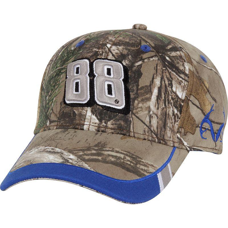 Adult Dale Earnhardt, Jr. Camouflage Cap