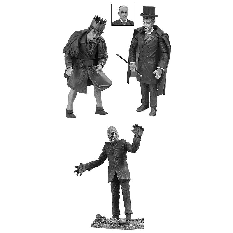 Universal Monsters Action Figure Set by Diamond Select Toys