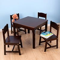 KidKraft Farmhouse Table & Chairs Set