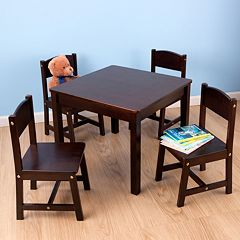 KidKraft Farmhouse Table & Chairs Set by