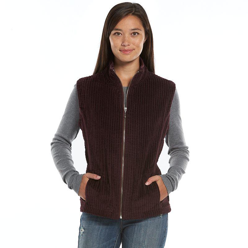Women's Woolrich Corduroy Vest