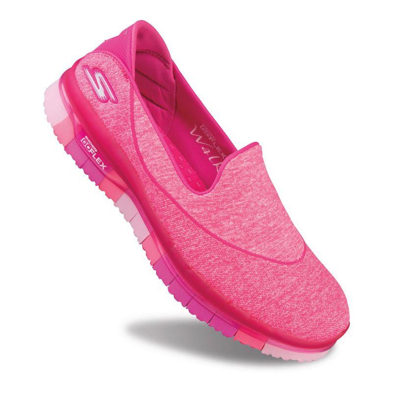 Skechers Go Flex Women S Slip On Walking Shoes