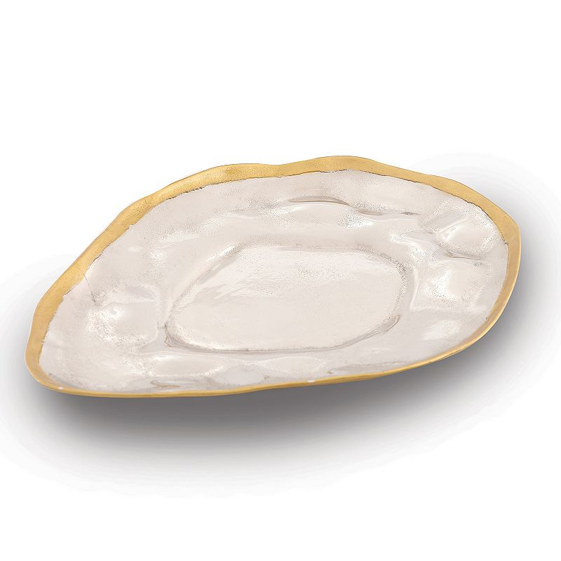 Star Home Soiree 17-in. Oval Serving Platter
