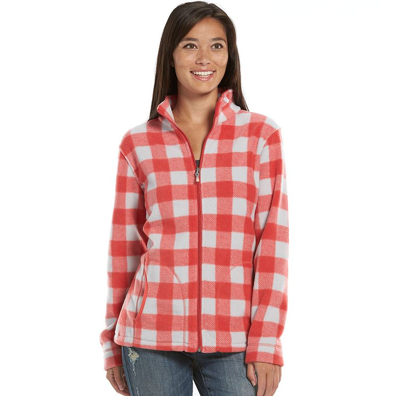 Women's Woolrich Fleece Jacket