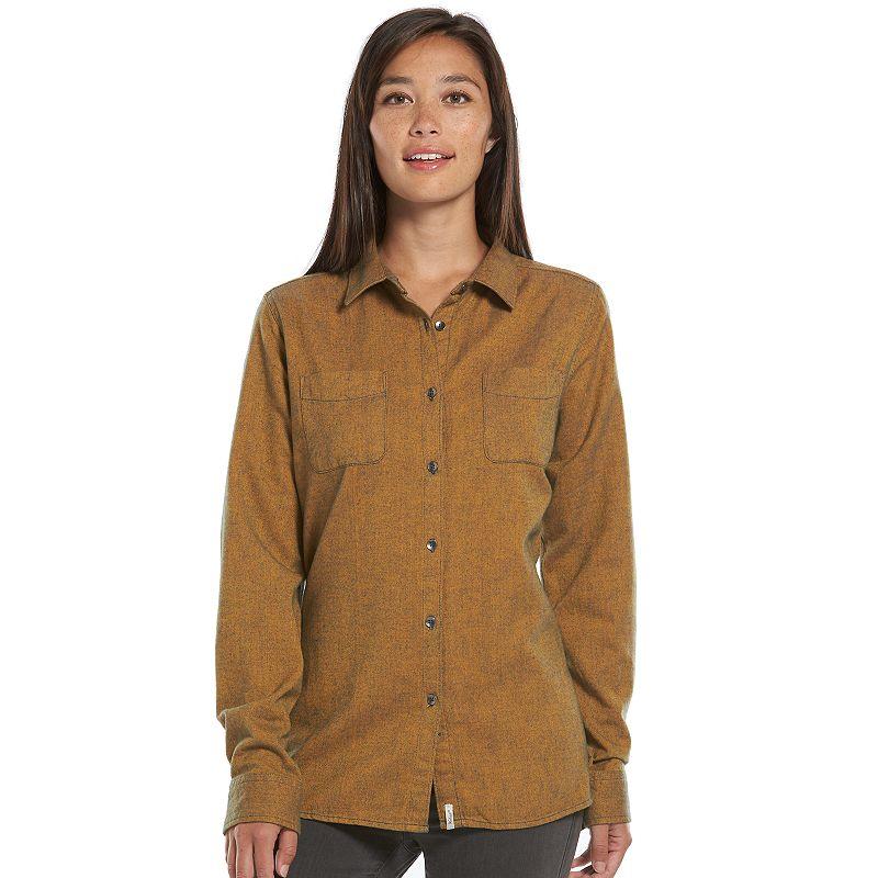 Women's Woolrich Flannel Shirt