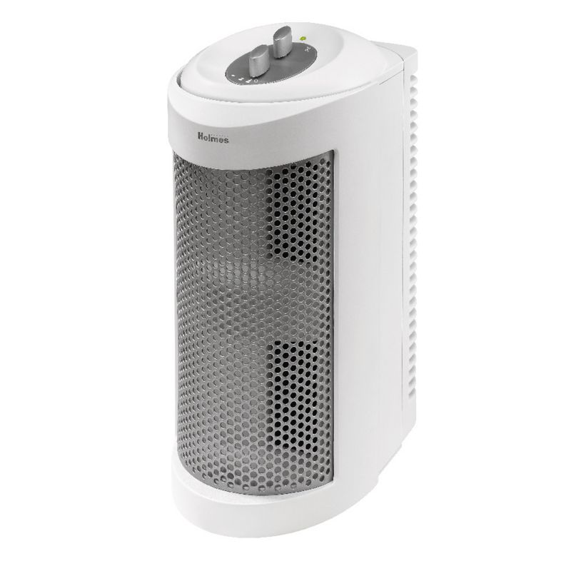 Holmes True HEPA Allergen Remover Mini Tower Air Purifier 99634877