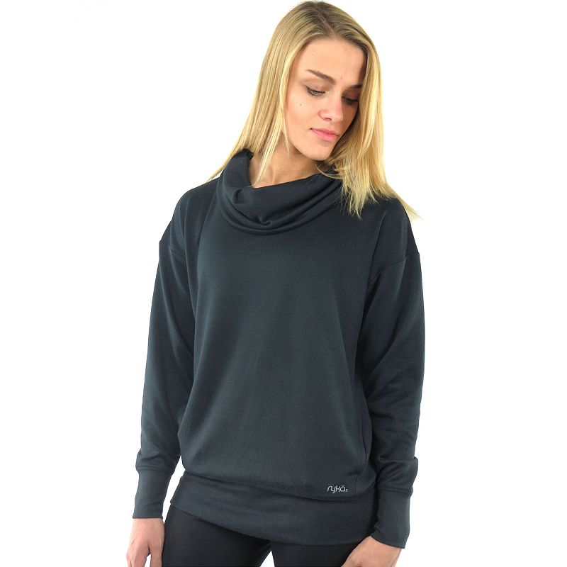 Ryka Aspire Weekender Funnel Cowlneck Sweater - Women's