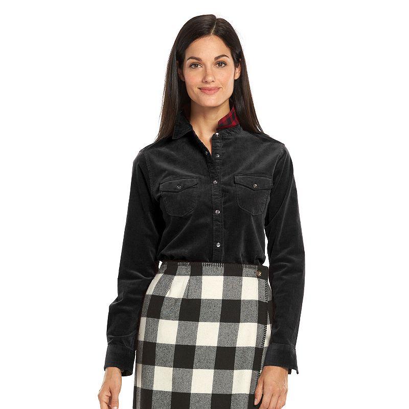 Woolrich Corduroy Shirt - Women's