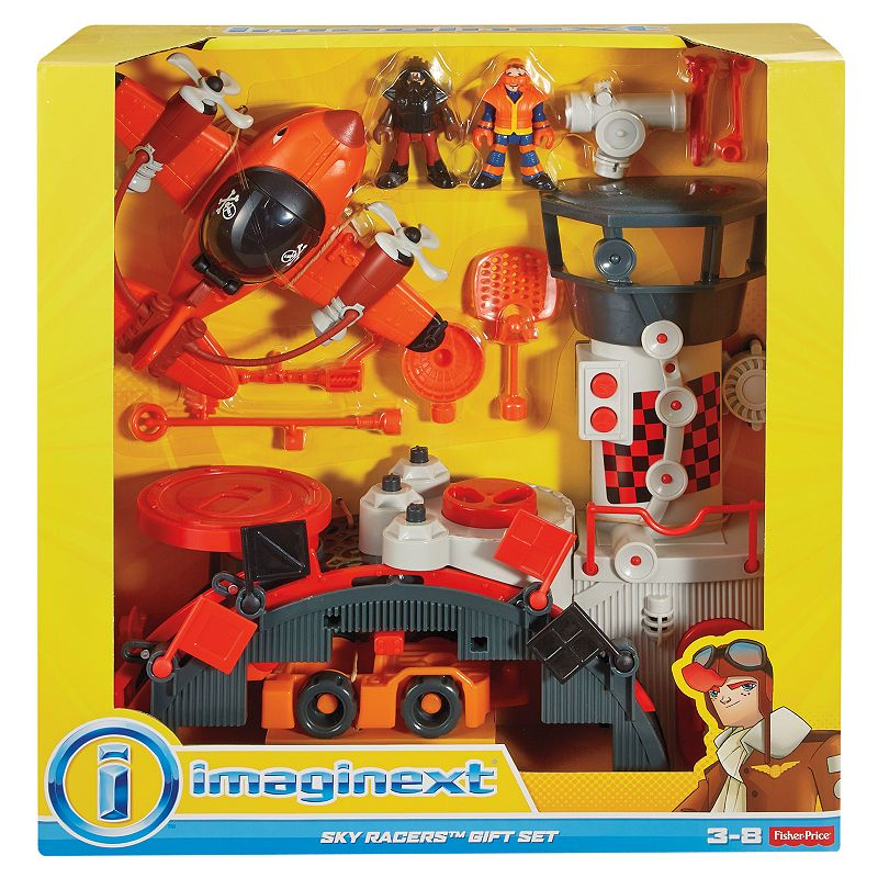 Fisher-Price Imaginext Sky Racers Gift Set