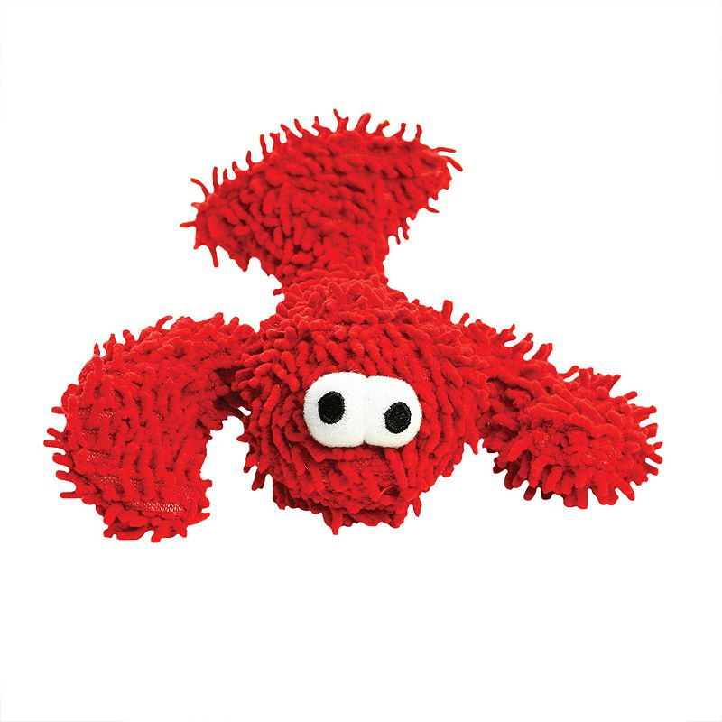 Mighty Lobster Ball Microfiber Dog Toy