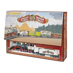 Bachmann Ringling Bros. & Barnum & Bailey G Scale Electric Train Set by