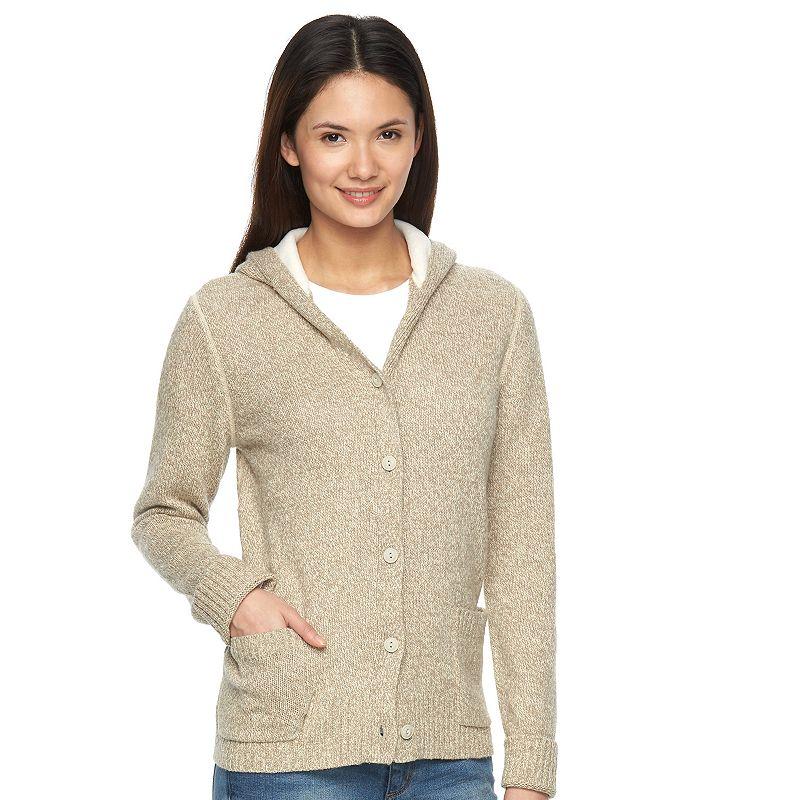 Women's Woolrich Hooded Sweater