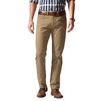 Men's Dockers® Jean Cut D2 Straight-Fit Stretch Twill Pants