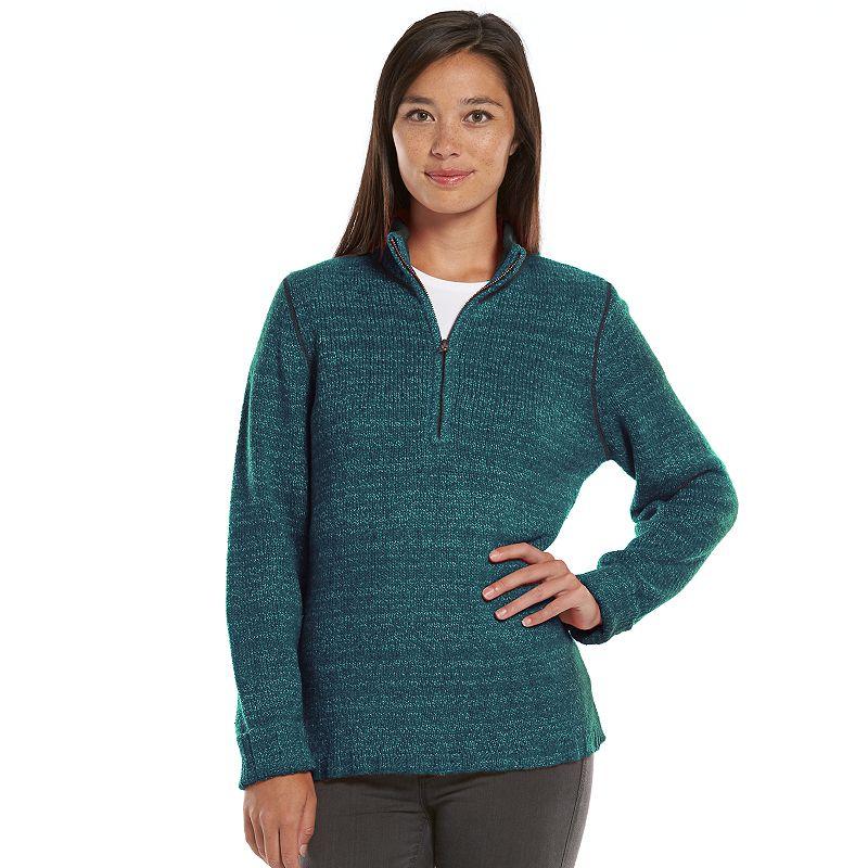 Women's Woolrich 1/2-Zip Sweater
