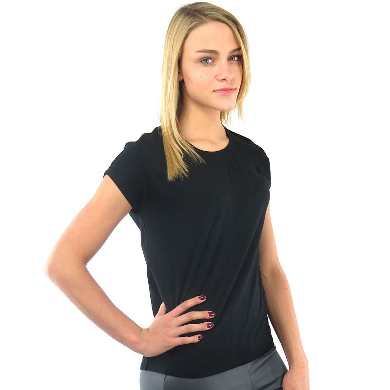 Plus Size Ryka Finesse Crewneck Workout Tee