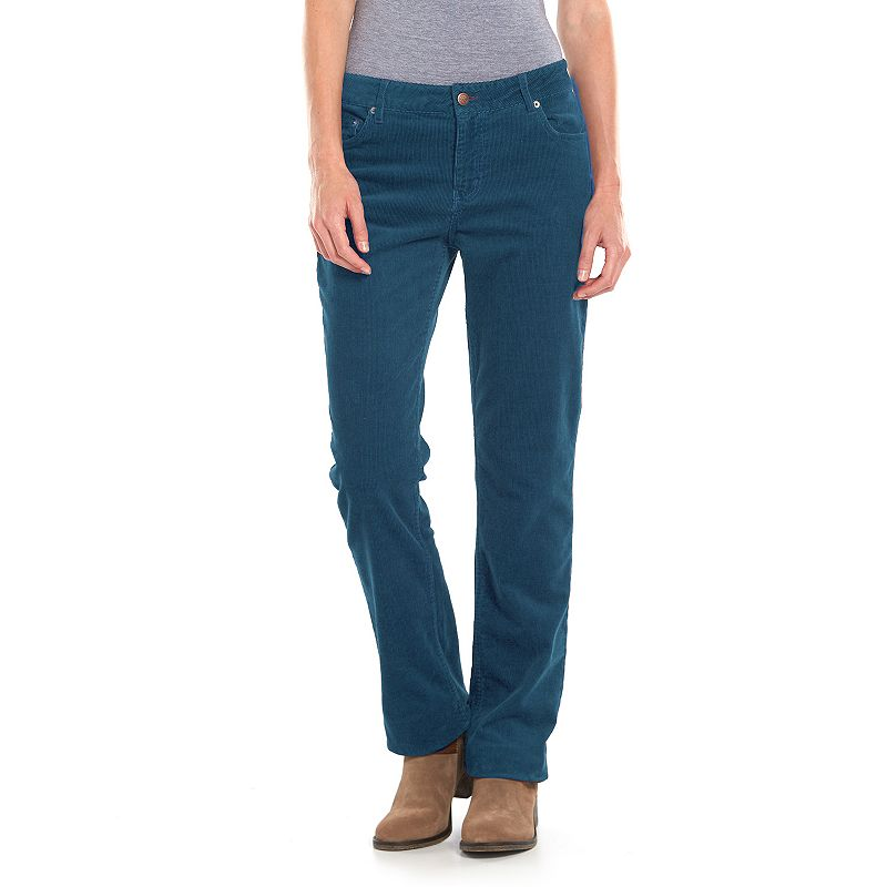 Woolrich Straight-Leg Corduroy Pants - Women's