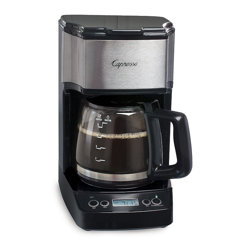 Iced Coffee Maker Kohl S : Capresso 5-Cup Mini Drip Coffee Maker