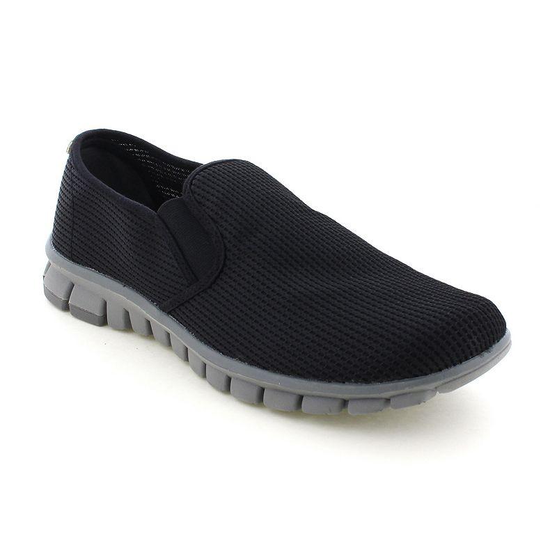 NoSoX Wino Men's Mesh Slip-On Shoes