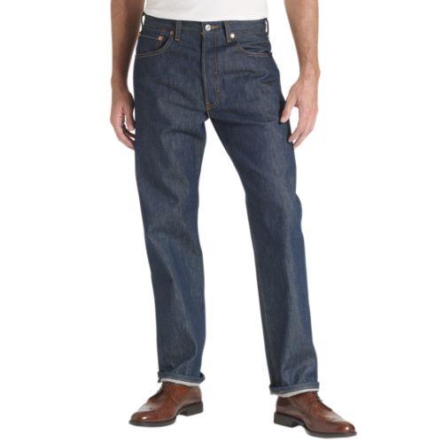 Big & Tall Levi's 501 Original Shrink-To-Fit Jeans