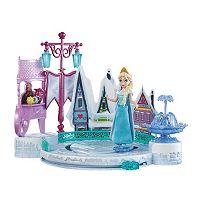 Disney's Frozen Elsa's Ice Skating Rink