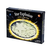 Great Explorations Glow-In-The-Dark Star Explosion
