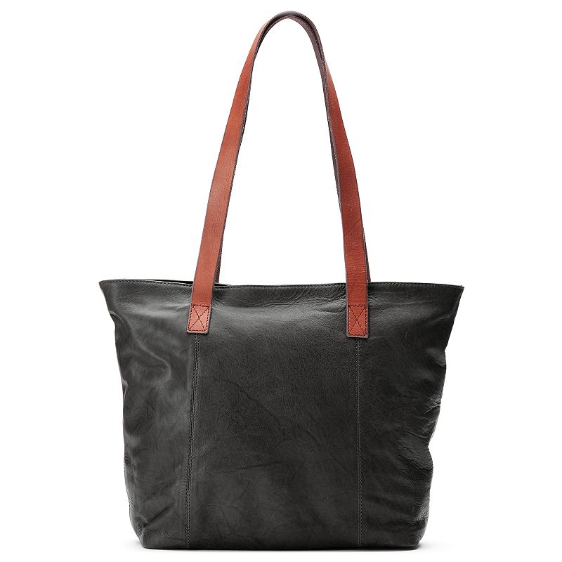R&R Leather Tote