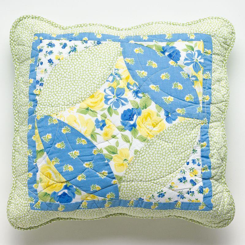 Laura Ashley Lifestyles Belle Throw Pillow