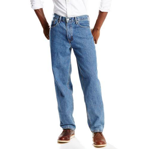 Levi's 560 Comfort Fit Jeans - Men